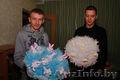 Букеты из мягких игрушек к выписке из Роддома и любому празднику в Новополоцке.