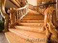 Для бани. Эксклюзивные лестницы из массива
